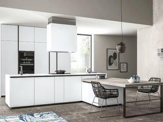 SMART progetto 1 Cucina moderna di Nova Cucina Moderno