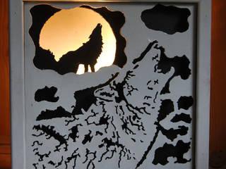 Loups:  de style  par François Peltier