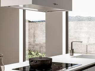 SMART progetto 1 Cucina minimalista di Nova Cucina Minimalista