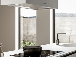 Cozinhas minimalistas por Nova Cucina Minimalista