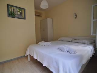 Hoteles de estilo  por Angora Camping