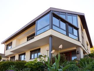 Referenzen Moderne Fenster & Türen von Fenster-Paul GmbH Modern