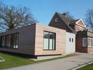 Ansicht Neubau 1:  Praxen von Architekturbüro Griebel