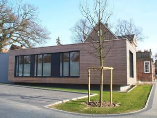Ärtzehaus Lensahn Moderne Praxen von Architekturbüro Griebel Modern