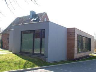 Ansicht Neubau 3:  Praxen von Architekturbüro Griebel