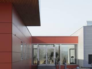 Eingangsbereich:  Bürogebäude von Architekturbüro Griebel