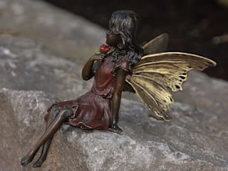 Zauberwald Figuren:   von Steinfiguren Horn