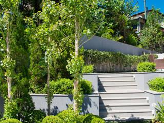 Jardines de estilo ecléctico de Loro Arquitetura e Paisagismo Ecléctico
