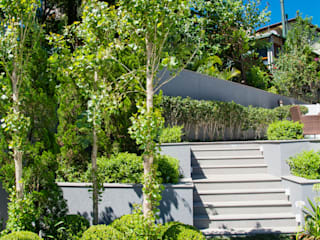 Giardino eclettico di Loro Arquitetura e Paisagismo Eclettico
