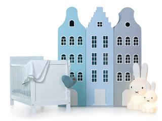Kast van een Huis Amsterdam serie Moderne kinderkamers van This is Dutch bv Modern