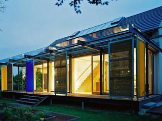 EFH im Effizienzhausstandard 60 Moderne Häuser von HülsmannThiemeMinor Architekten Modern
