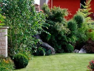 Guipúzcoa 1 Jardines de estilo clásico de Jardinarias Clásico
