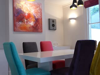 Dining Rooms Style Within Moderne Esszimmer