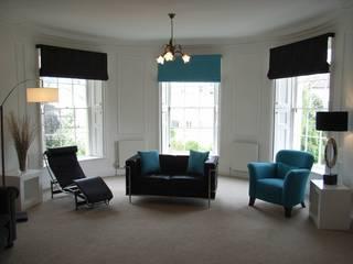 Style Within: modern tarz Oturma Odası
