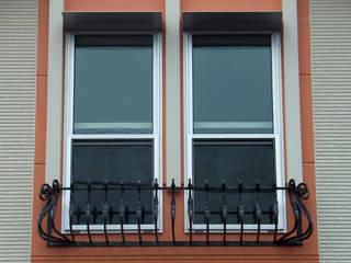 薔薇の家: 株式会社SOM(ソム)建築計画研究所が手掛けた窓です。