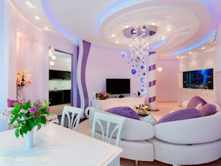 Salon original par Вира-АртСтрой Éclectique