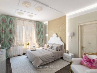 Вечное чувство: Спальни в . Автор – 'Сестры Стасовы'