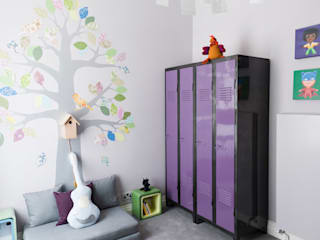 Girls' Bedroom Ideas 根據 bobo kids 現代風
