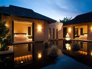 Villa Siriyana de Stone Contractors Asiático