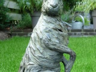 Bronzen beelden van kunstenares Jeanette Jansen van Jeanette Jansen Landelijk