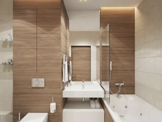 Baños de estilo  por insdesign II