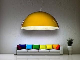 Magia lamp Luminato od Luxum Nowoczesny