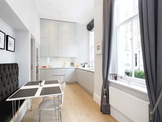 Projects: modern Kitchen by Agata C Design