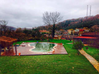 Country style hotels by gizemli nehir otel Country