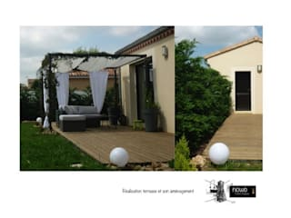 Terrace by nowo creation d'espaces
