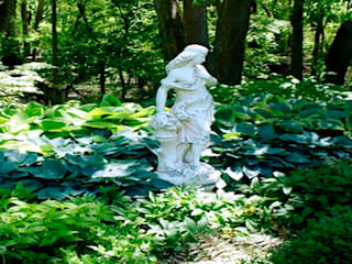 Figuras de jardín de Piedra Artificial Balaustres Martinez Moderno