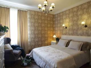 Classic style bedroom by Tatiana Ivanova Design Classic