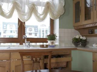 Classic style kitchen by Tatiana Ivanova Design Classic