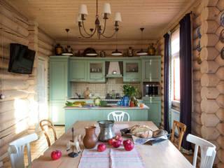 Landelijke keukens van Tatiana Ivanova Design Landelijk