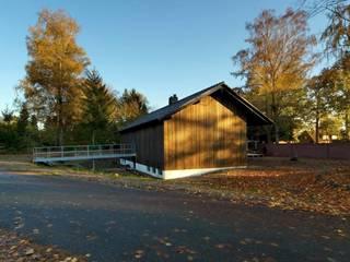 aanzicht:  Huizen door DAAD Architecten