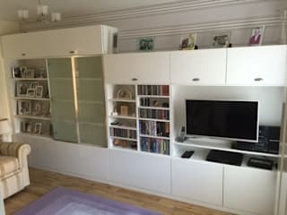 Bespoke Living Room Furniture, Blyth Modern living room by Bespoke Interiors Modern
