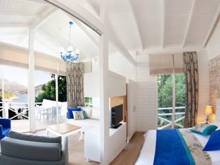Moderne slaapkamers van SAKLI GÖL EVLERİ Modern