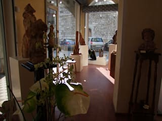 Exposition ANNECY ( Haute Savoie): Maisons de style de style eclectique par Atelier de la Margelle