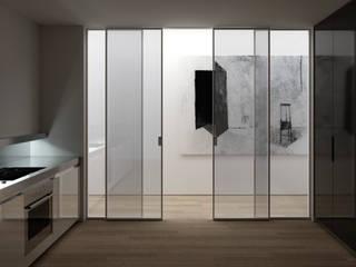 MOVI ITALIA SRL CasaBiombos Vidro Metalizado/Prateado