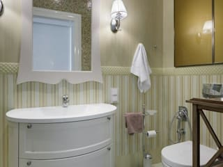Classic style bathrooms by Ольга Кулекина - New Interior Classic