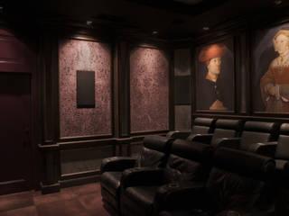 Ruang Media Klasik Oleh SAFRANOW Klasik