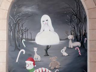 Peinture décorative par Camille SCHENKEL Éclectique