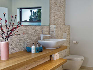 Rum Point Modern Banyo Tye Architects Modern