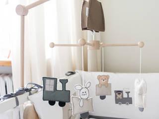 Karuzele do łóżeczka: styl , w kategorii  zaprojektowany przez MUZPONY