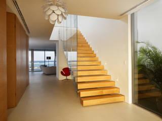 الممر والمدخل تنفيذ Nicolas Tye Architects