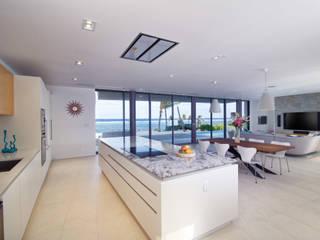 مطبخ تنفيذ Nicolas Tye Architects
