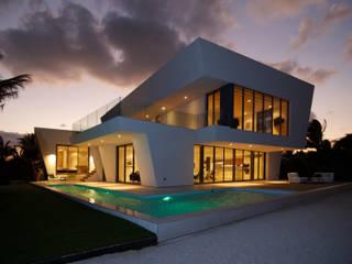 منازل تنفيذ Nicolas Tye Architects