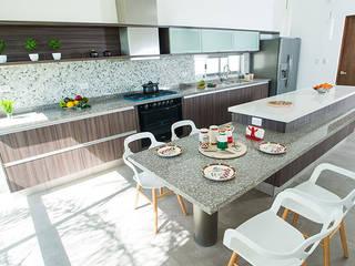 Dapur Modern Oleh Ancona + Ancona Arquitectos Modern