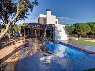 Mediterranean style house by ARQUIMA Mediterranean