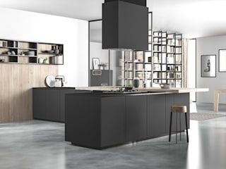Nova Cucina Modern kitchen