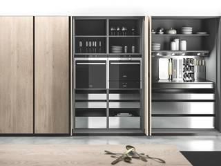 SMART progetto 2 Cucina moderna di Nova Cucina Moderno